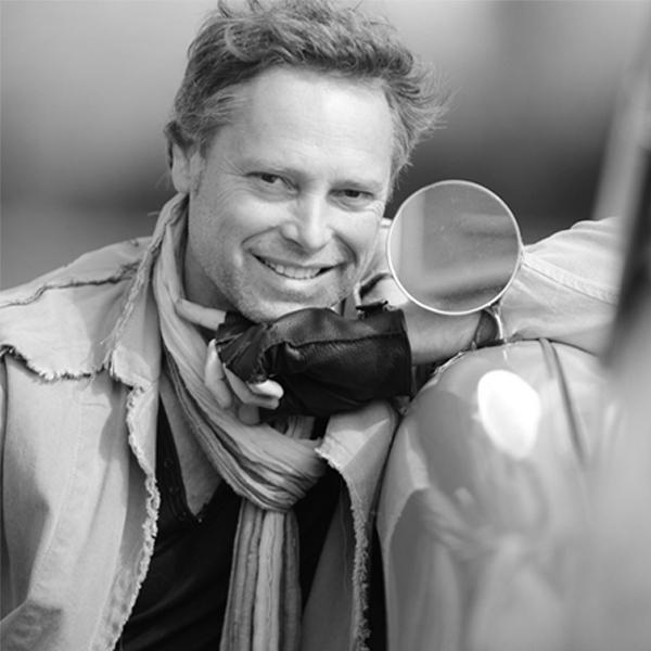 Frank Levey, photographe à Rennes